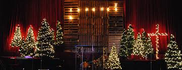 Church Stage Christmas Decorations Christmas Decorations For Stage Mason Jar Advent Calendar