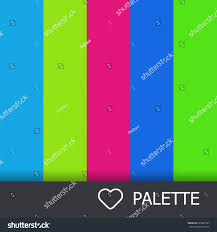 color swatches book color palette guide stock vector 695826787