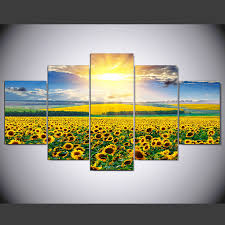Paintings For Living Room Online Get Cheap Sun Paintings Aliexpress Com Alibaba Group
