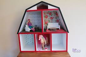 ana white barn dollhouse small diy projects