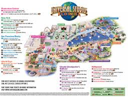 Map Of Hollywood Studios Universal Park Map Florida Visit Ideas Pinterest Universal