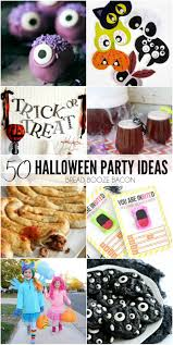 Pinterest Halloween Party Ideas by 50 Halloween Party Ideas Bread Booze Bacon