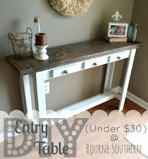 Entryway Console Table by Coffee Table Hidden Storage Console Tables Small Narrow Hallway