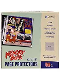 Photo Album Page Inserts Shop Amazon Com Albums U0026 Refills