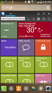 android widget android st widget alternative projects stories smartthings
