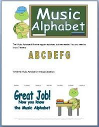 11 best musical alphabet images on pinterest alphabet music