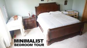 mama of 10 minimalist bedroom tour before makeover youtube