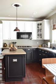 black and white kitchen decorating ideas green black and white Kitchen Accessories And Decor Ideas