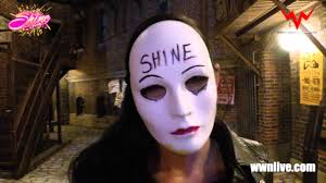 nwa halloween costume leva challenges for the nwa woman u0027s world championship at shine 32