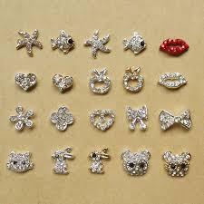 online buy wholesale rhinestone nail art gallery from china
