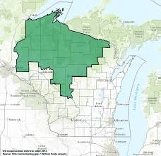 Wi State Map by Wisconsin U0027s 7th Congressional District Wikipedia