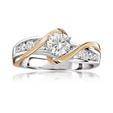 engagement rings lila brilliant cut engagement ring 1 15ct t w