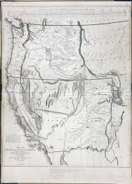 Cal Map Map Of Oregon And Upper California From The Surveys Of John