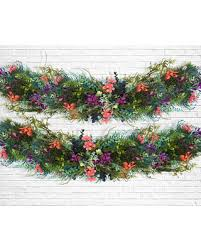 wedding backdrop greenery get this amazing shopping deal on wildflowers greenery garland