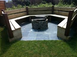 Garden Firepits Garden Firepits Raised Out Of The Ground Garden Pits Uk