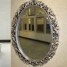 White Oval Bathroom Mirror Oval Bathroom Mirror Picture Home Ideas Collection Framed Mirrors