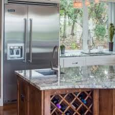 kitchen island wine rack photos hgtv
