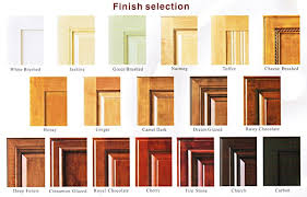 kitchen cabinets types finished kitchen cabinet doors kitchen and decor