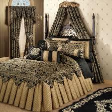 juicy couture bedroom set nursery decors furnitures black gold comforter bedding sets