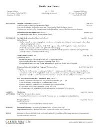 sample resume career objective cover letter template for career