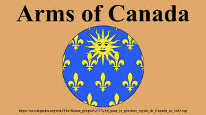 arms of canada youtube