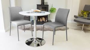 Material For Dining Room Chairs Square Black Dining Table Added By Eight Fabric Chairs With Back