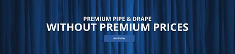 Pipe And Drape System For Sale Pipe And Drape Kits And Accessories Pipe And Drape Online