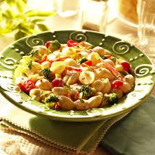 Creamy Pasta Salad Recipes Creamy Pasta Saladgreat Recipes From French U0027s Foods French U0027s