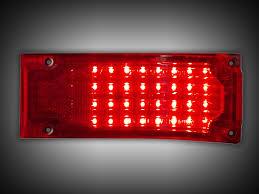 how to make custom led tail lights 1966 chevy chevelle led tail light panels digi tails