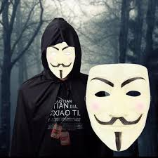 Anonymous Halloween Costume Halloween U2013 Passion Street