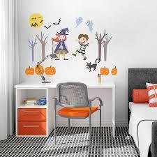 halloween decals wall sticker decoration ideas