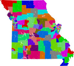 Florida Congressional Districts Map by Missouri House Of Representatives Redistricting