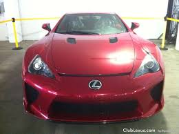 lexus red paint code lfa 054 pearl red w red clublexus lexus forum discussion