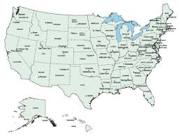united states map states and capitals names united states quiz start learning the states for classical find