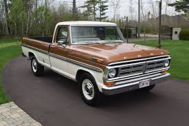1972 ford f250 cer special 1972 ford ranger xlt f250 camper special for sale photos