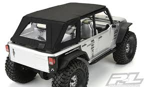 jeep wrangler unlimited softtop for axial scx10 jeep wrangler unlimited rubicon cage 6285 00