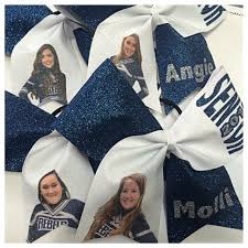 personalized bows senior cheer bows cheer buttons and bows custom cheer bows