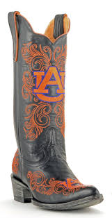 womens black leather boots size 11 womens auburn boots aub l040 2 gamedayboots