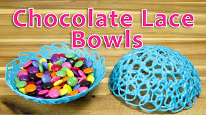 edible chocolate cups to buy chocolate lace bowls bowls made of chocolate by cookies