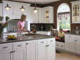 Beadboard Kitchen Cabinets Diy - epic white beadboard kitchen cabinets on home remodeling ideas