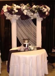 wedding backdrop ideas with columns enchanting wedding column decoration ideas 49 with additional