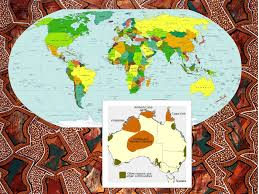 aboriginal indigenous australian where in the world does