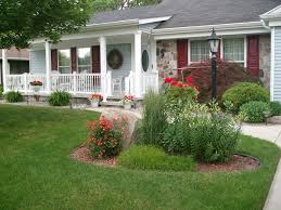 lush landscaping ideas for your front yard hgtv best raised flower