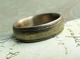 rustic mens wedding bands reserved rustic gold band 14k gold men s wedding ring