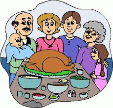 diner clipart thanksgiving dinner pencil and in color diner