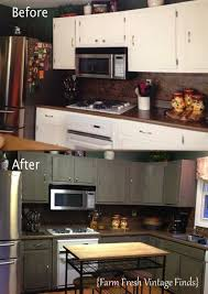 paint for metal kitchen cabinets pin by farm fresh vintage finds on diy ideas farm fresh