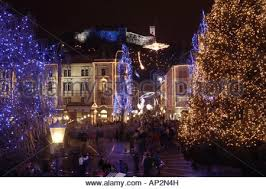 New Year Decoration Lights by New Year Decoration Lights In Kuntsevo Plaza Trade Center Moscow