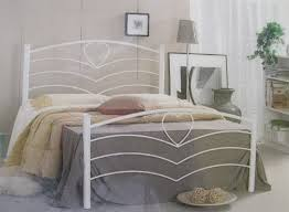 fancy home decor metal beds