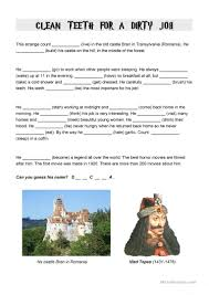 7 free esl past simple summer holidays worksheets