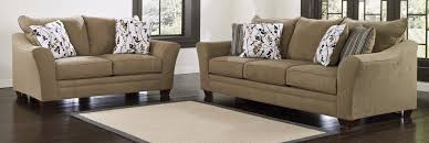 Living Room Sets By Ashley Furniture Buy Ashley Furniture 9670138 9670135 Set Mykla Shitake Living Room